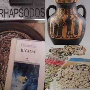 "Troya Antik Kenti, Troya Savaşı Miti, Homeros"""